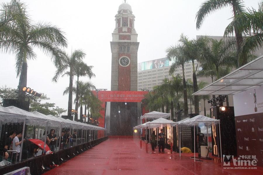 香港金像奖红毯精彩瞬间