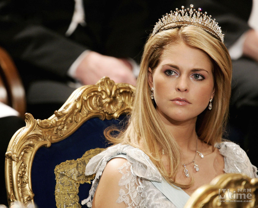 全球王室十大美女榜单 格蕾丝凯利夺冠 Mtim