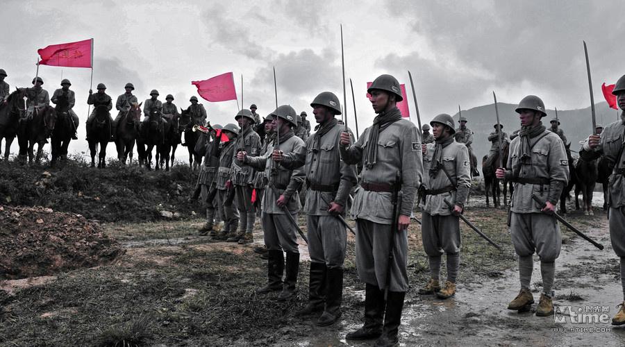 关于抗战的剧照