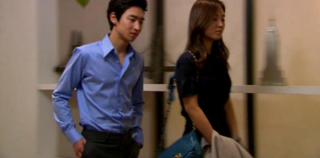 权侑莉i和演员李
