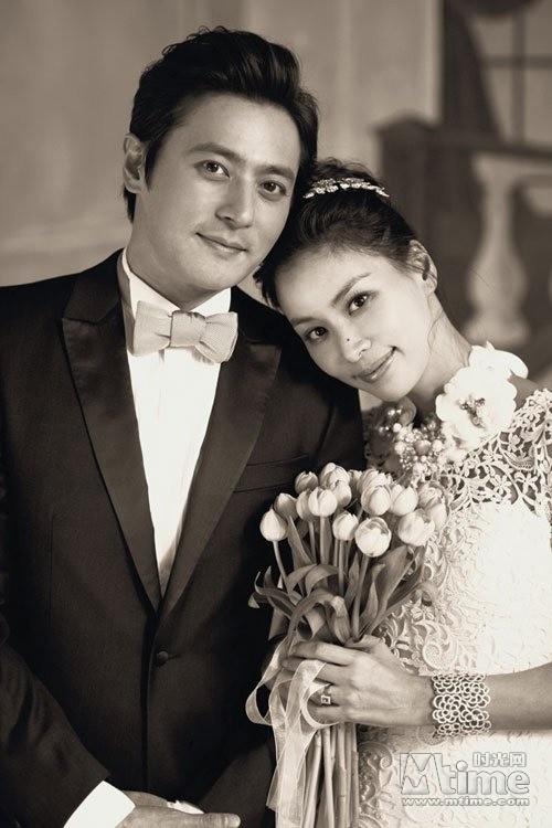 公主向王子下跪情趣十足 张东健首曝婚纱照 - 5ipet - peti5 的博客