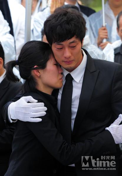 苏志燮是朴龙河至交,为其主持操办了后事图片