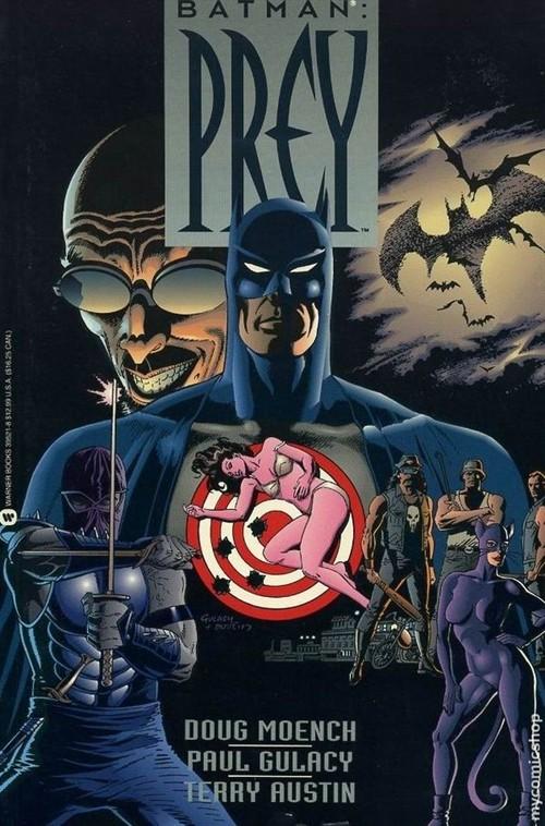蝙蝠侠将对抗疯狂博士 蛇蝎美女仍未确定 Det