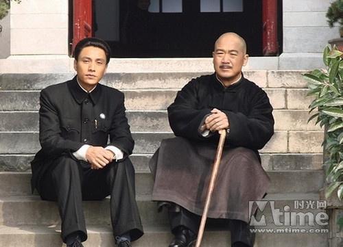 陈坤《钱学森》造型曝光 三位历史人物大比拼