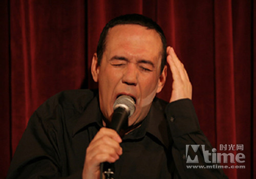 单口高手Gilbert Gottfried