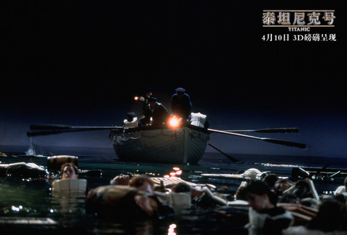 《泰坦尼克》3D幕后大揭秘 300工程师奋战60周 - intimecinema - 东营市银泰电影院