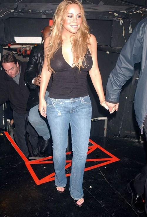 100 Best Bikini Bodies... Mariah Carey