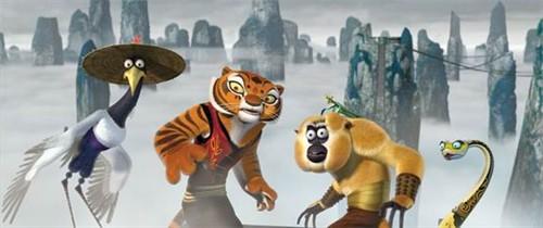 论动画角色的服饰设计 以好莱坞动画电影 花木兰 和 功夫熊猫 为例