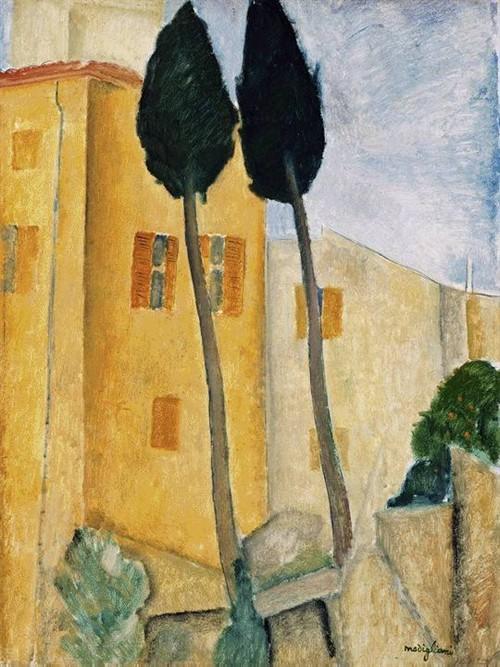 画家中的独行者——莫迪里阿尼