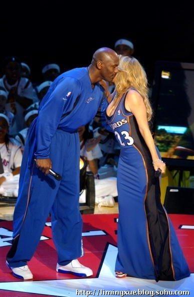 关于2003那年的NBA全明星赛的回忆图片