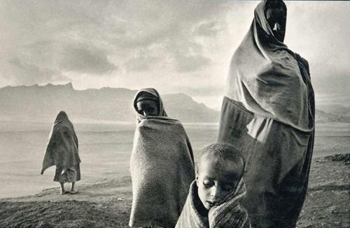 非洲著名景点人文_是照片还是水墨画鸟瞰非洲让你惊叹