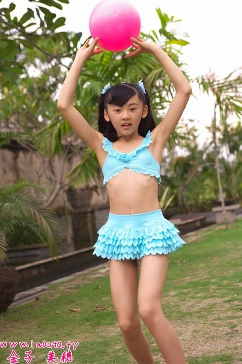 金子美穗萌人第二辑图片
