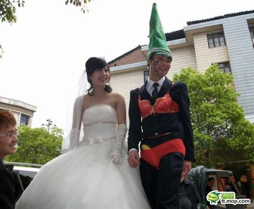 湖南鬼结婚现场图片