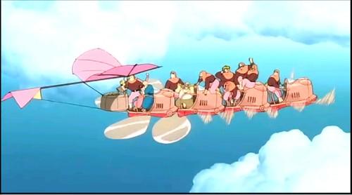 【天空之城〗属于孩子的梦想