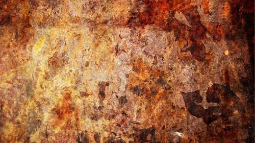 锈迹斑斑的素材图片