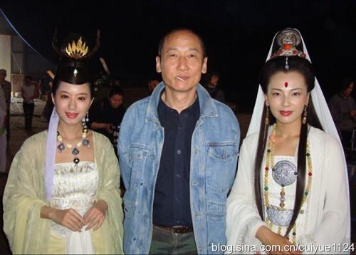 刘涛的白衣南海大士(刘涛是贯穿始终的观音; 新西游记-观音9.