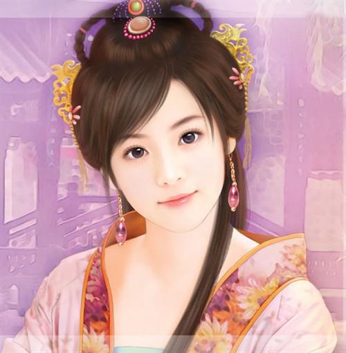 中国古代女子衣着