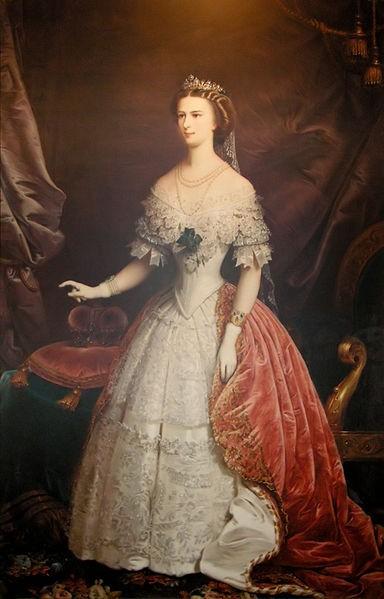 「馬克西米 奧地利 瑪麗公主」的圖片搜尋結果