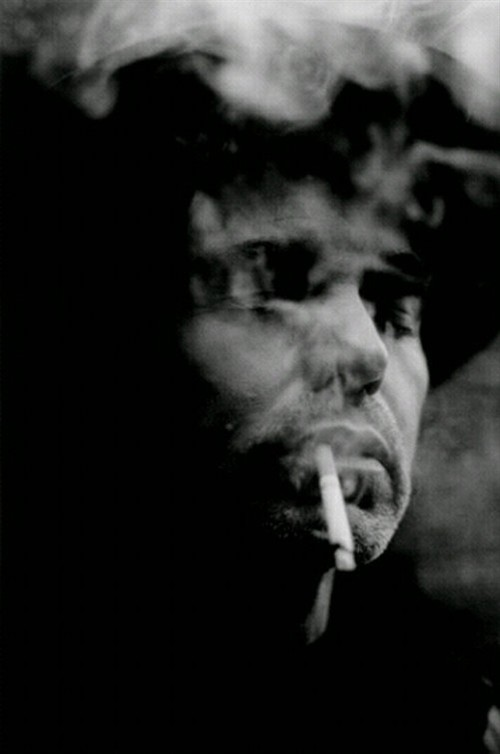 黑白写实名人影像——摄影师antonin kratochvil冷峻掌镜