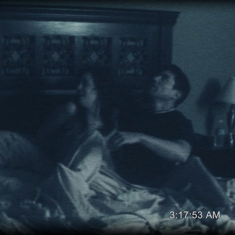 只用三个人就能拍出好电影 灵动 鬼影实录