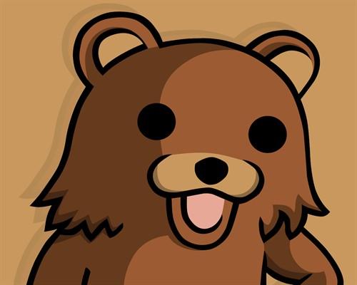 狗熊可爱qq头像