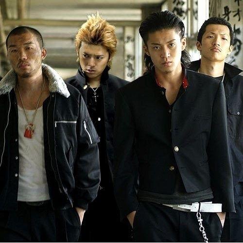 热血高校——Crows Zero No.Ⅰ ...