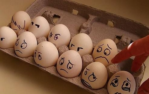 """疯狂的鸡蛋,体会""""他们""""的喜怒哀乐图片"""
