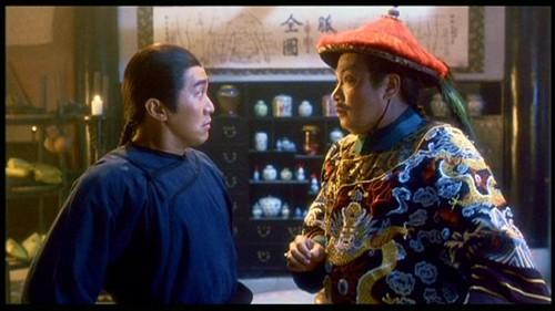 神话里赵高说的励志话-吴孟达在周星驰版的《鹿鼎记》演的就是海公公,海大富可以说是韦小