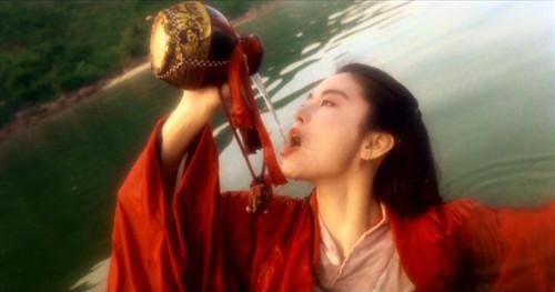 我的老婆是东方不败_只想和你唱笑傲江湖到天亮-《笑傲江湖2:东方不败》影评-Mtime