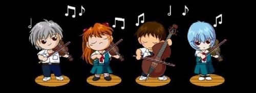 【卡农时光】传统的弦乐四重奏