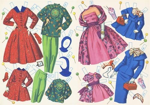 手绘儿童画衣服