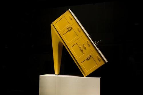 家用电器橱窗设计
