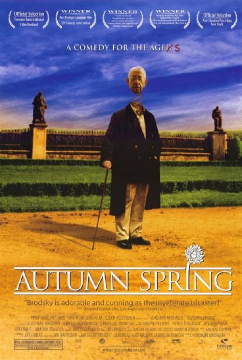 《秋天里的春光》:生与死路上的两重巡礼 - 九尾黑猫 - 九尾黑猫