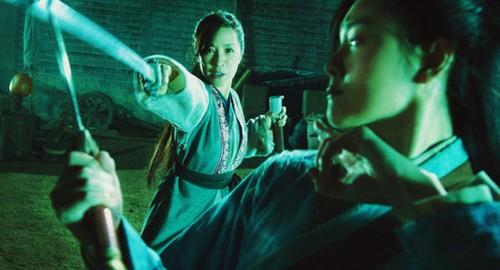 《剑雨》:女侠,为美好生活而战! - 有肉吃 - 有肉吃跟着你  的博客