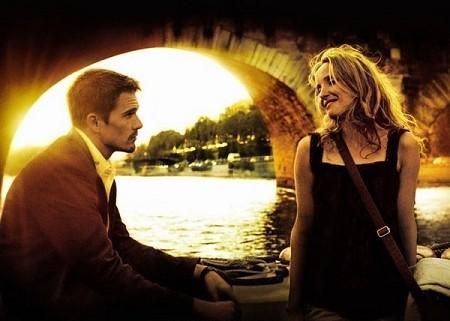 《日出之前/日落之前》:爱在日出日落时