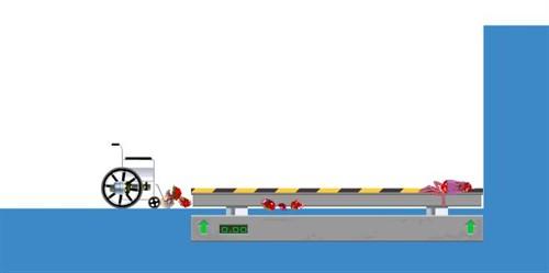 又见血腥小游戏--死亡独轮车