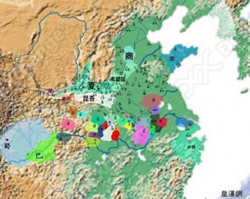 中国历史地图(i)