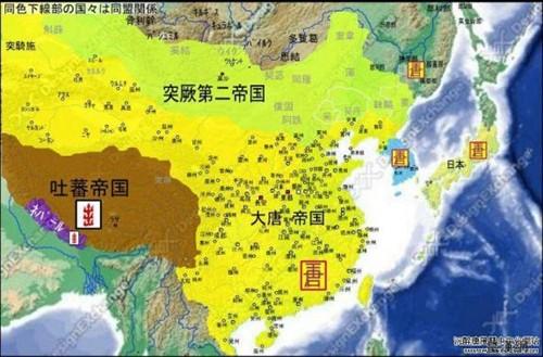 中国历史地图(iii)