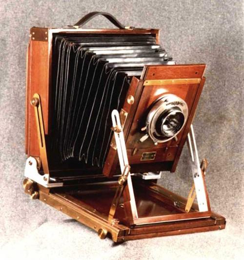 古代相机矢量图