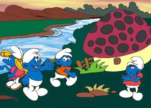记得六点半的动画片时间吗?80,90年代国内引进的好看卡通图片