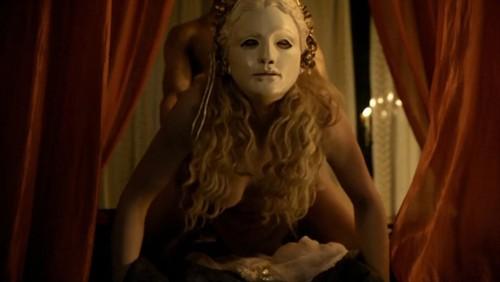 《斯巴达克斯:血与沙》:过瘾,给力,再期待性感蕾丝袜视频短片图片