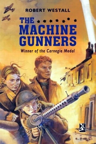 an analysis of the novel the machine gunners by robert westall