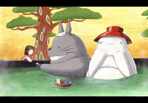 龙猫~~ 多多洛 清新温暖的小事 电影