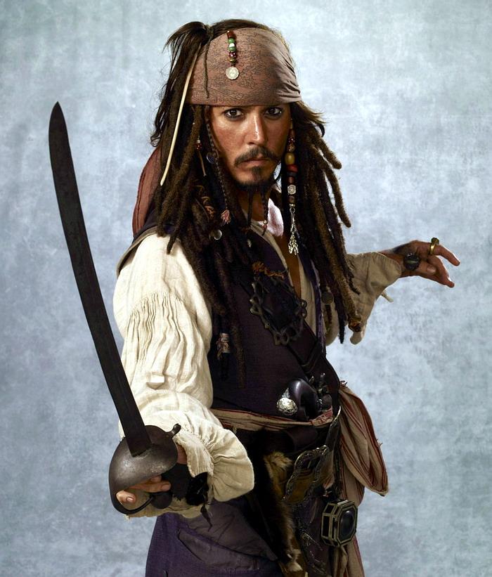 主题婚礼之加勒比海盗