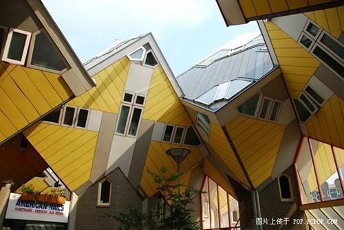 奇怪的建筑物-世界奇特的建筑图片