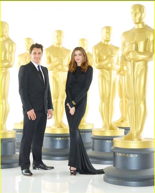 Anne Hathaway James Franco: 【视频大赏】James Franco & Anne Hathaway奥斯卡主持人魔鬼训练营