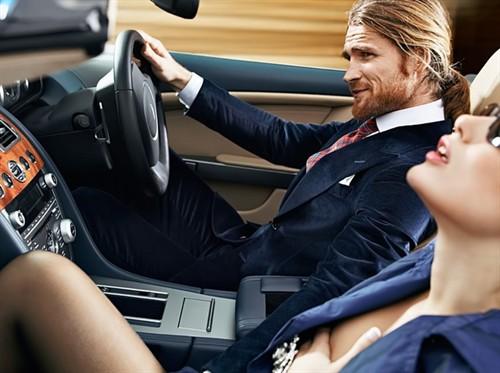 让女人脸红心跳的suit supply时装大片    终于,荷兰时装品牌