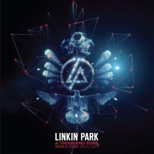 林肯公园专辑封面分享展示