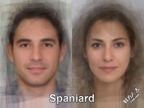 【西班牙人】南欧人都分明的很