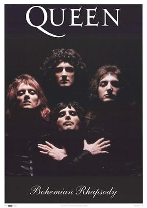 皇后乐队(queen)——波西米亚狂想曲(bohemian rhapsody)